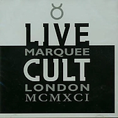 The Cult Live Marquee London