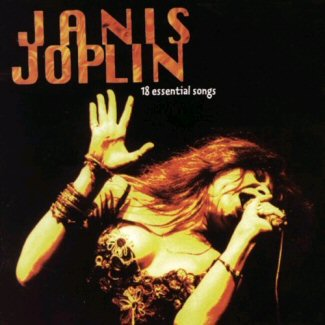 Janis Joplin Raise Your Hand 18 Essential Album
