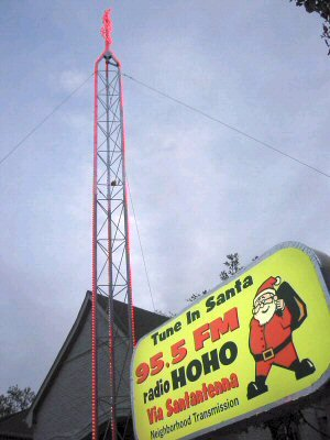 Paul Dybalas Radio Tower